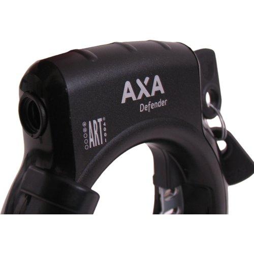 AXA Ringslot AXA Defender Bosch 3 tube cilinder - glanzend zwart (werkplaatsverpakking)