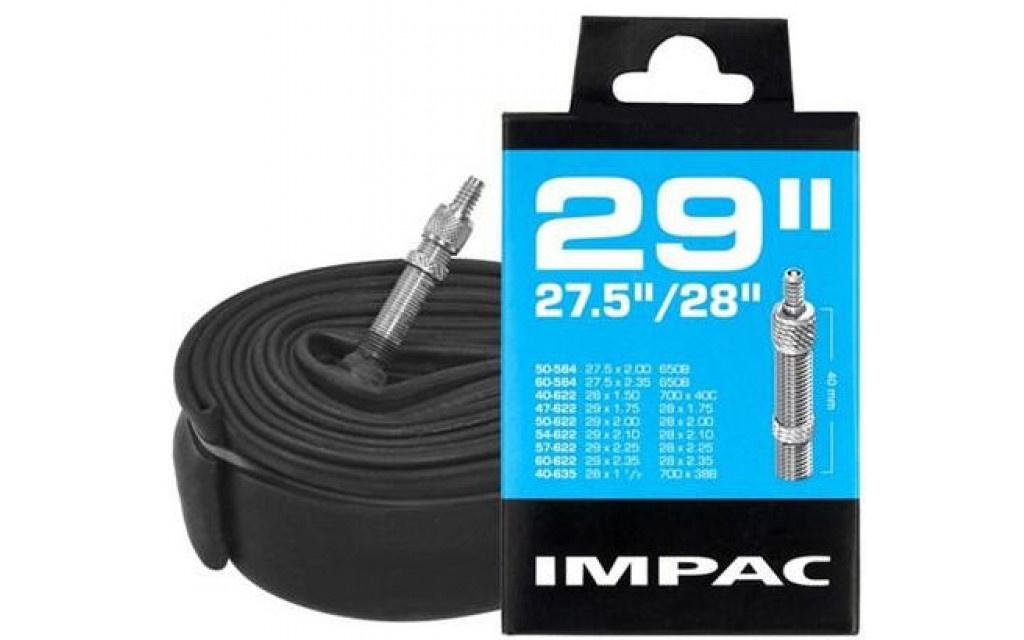Impac (by Schwalbe) Binnenband Impac DV29 - 40/60-584/635 - 40mm ventiel