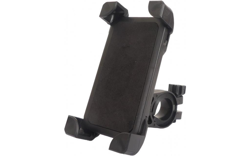 Edge Telefoonhouder Edge EZ Grip - Zwart
