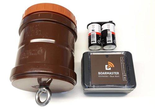 Boar alert hardware