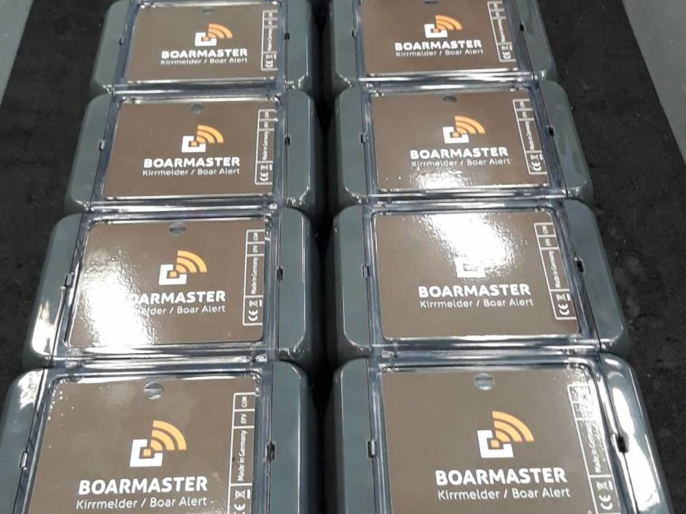 Testen Sie den BOARMASTER 30 Tage kostenlos (gültig nur innerhalb Deutschlands)!