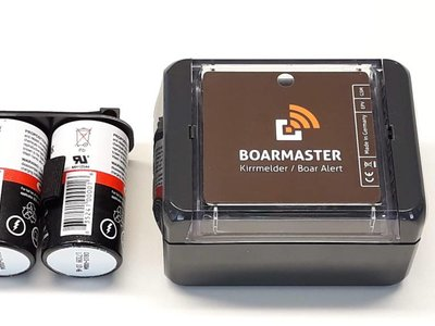 Boar Alert BOARMASTER  - Free -trial for 30 days (within Germany only)!
