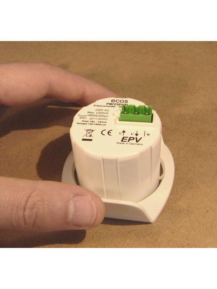 Occupancy Sensor ecos PM/230V/K DIM