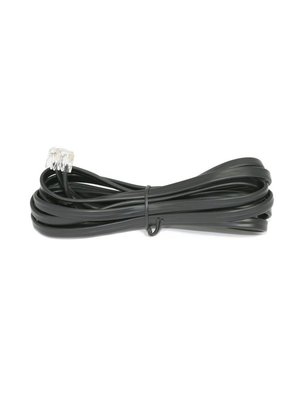 RJ 12 Cable for MASTER/SLAVE connections.