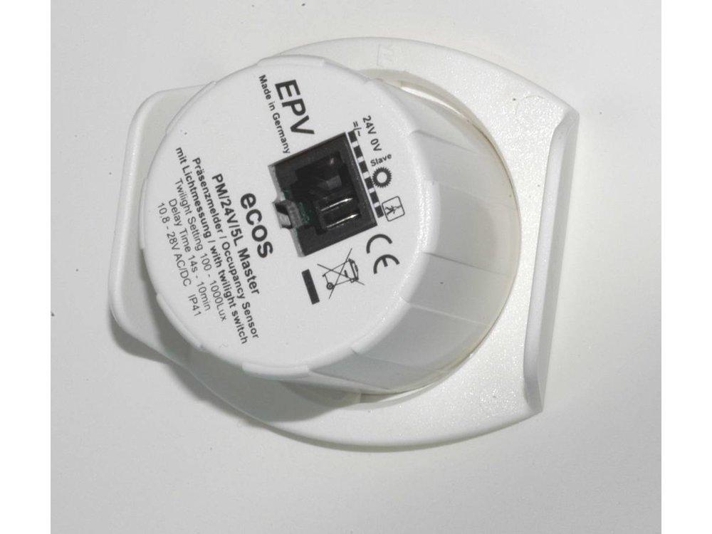 EPV Occupancy Sensor ecos ecos PM/24V/5K DIM MASTER