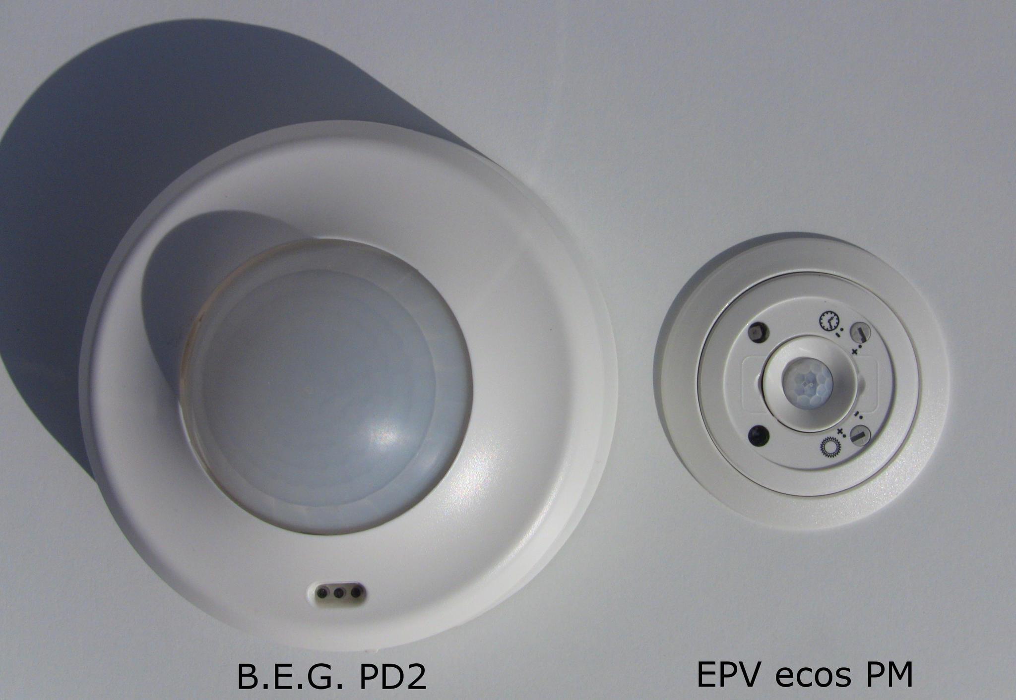 Comparison BEG / Ecos