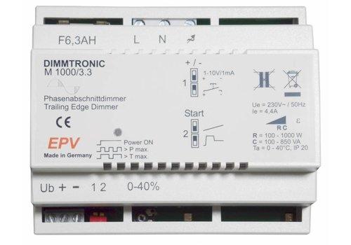 DIMMTRONIC M1000/3.3 Trailing-edge dimmer