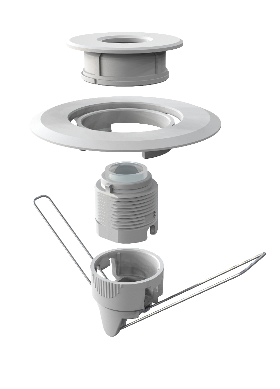 occy Modularer Aufbau mit Maxiblende