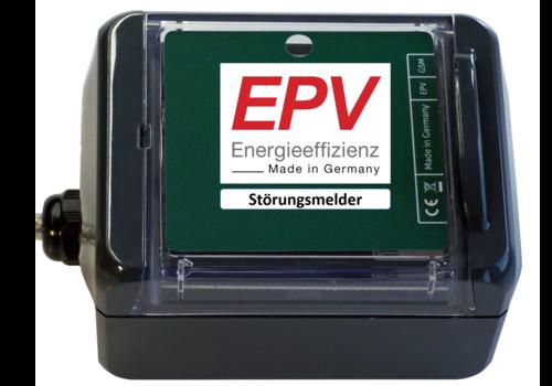 EPV incident alert, remote monitoring