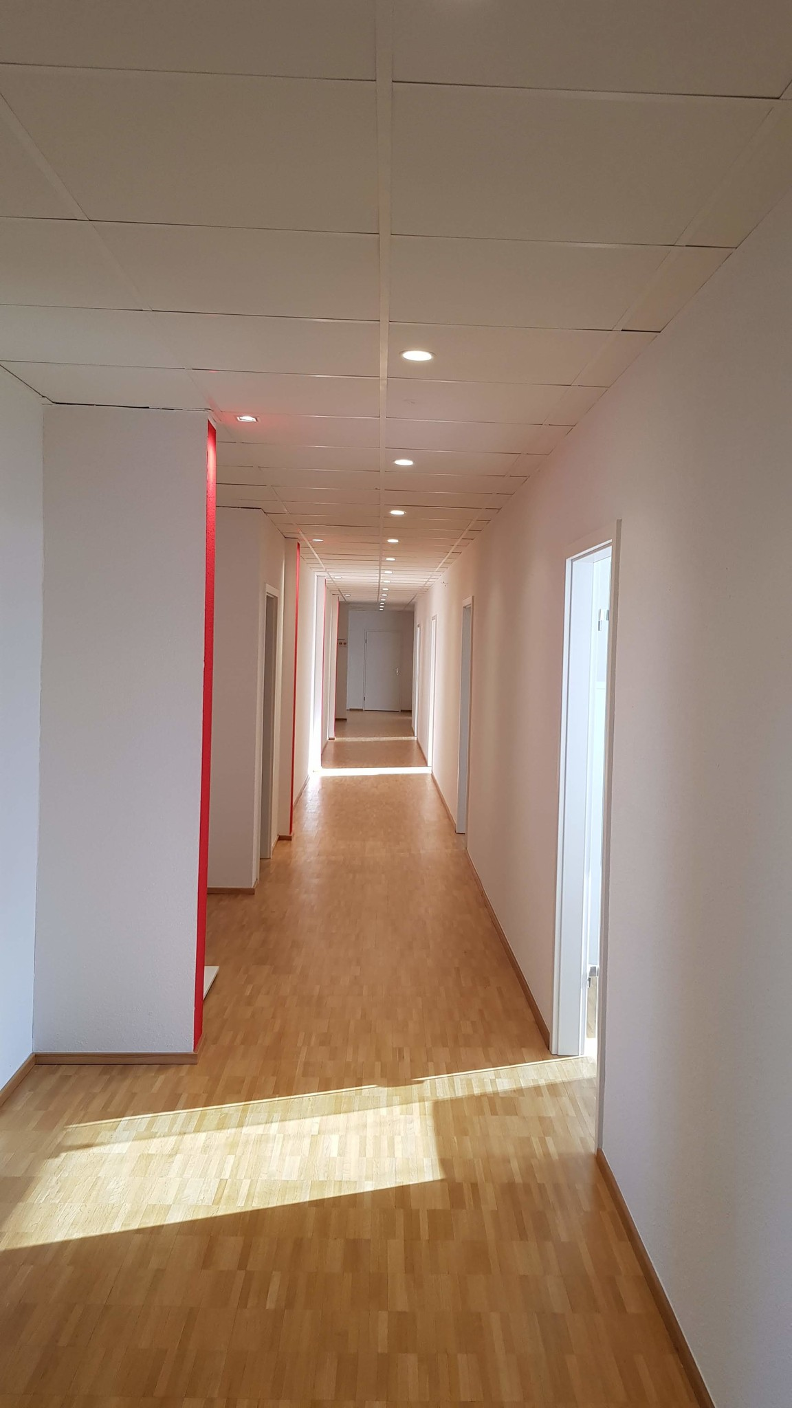 Energy-saving dimming Corridor lighting Corridor lighting