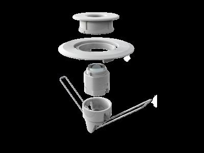 EPV occy® Mini Präsenzmelder mit Binärausgang und 1-10V Lichtwert-Ausgabe. Für Loxone, WAGO, Homematic, etc.