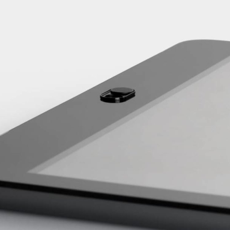 Webcam Covers | Metal black | Set of 3