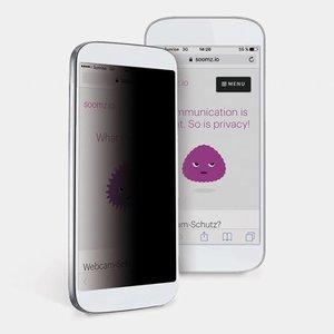 Blickschutzfolie für Smartphone-Displays