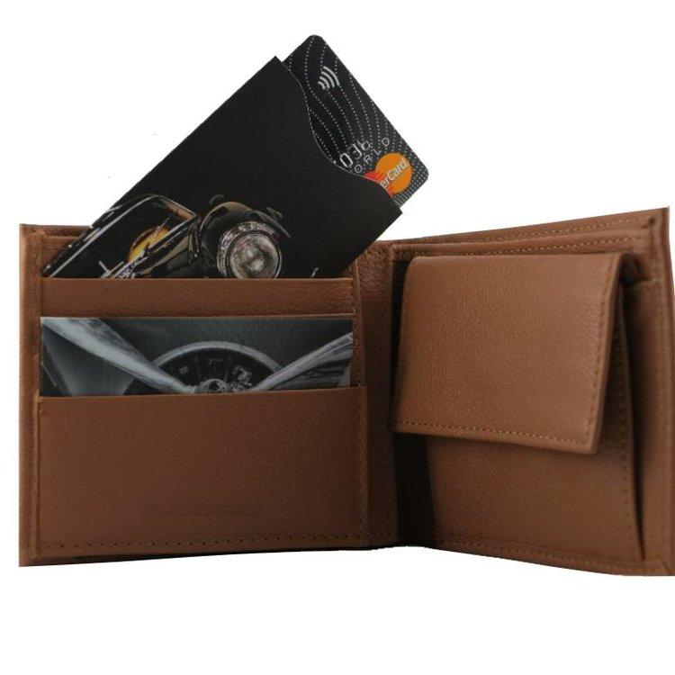 RFID-Schutzhüllen für Karten | Motor | 2er-Set