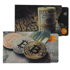 RFID-Schutzhüllen für Karten | Cash | 2er-Set