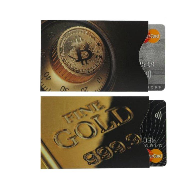 RFID-Schutzhüllen für Karten | Safe | 2er-Set