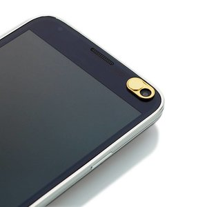Webcam Cover   Gold Edition (Real Gold Plating)   1 pcs