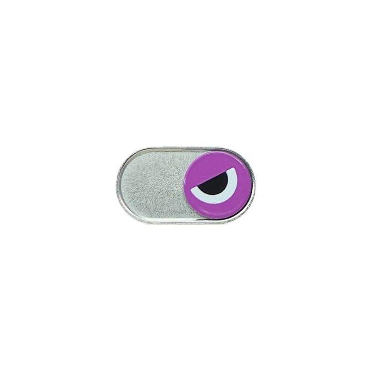 Webcam Covers | Metal silver | Blink | Set of 2