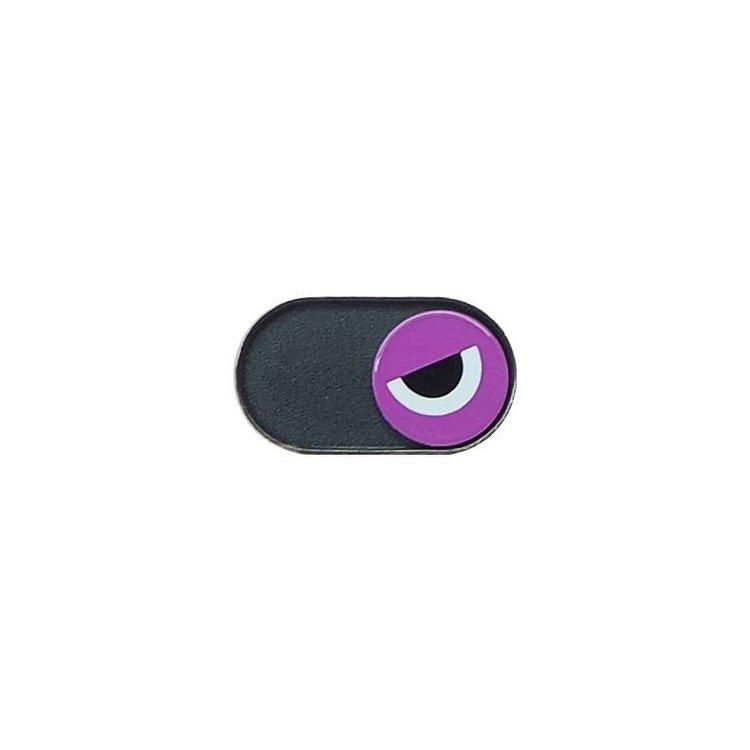 Webcam Covers | Metal black | Blink | Set of 2