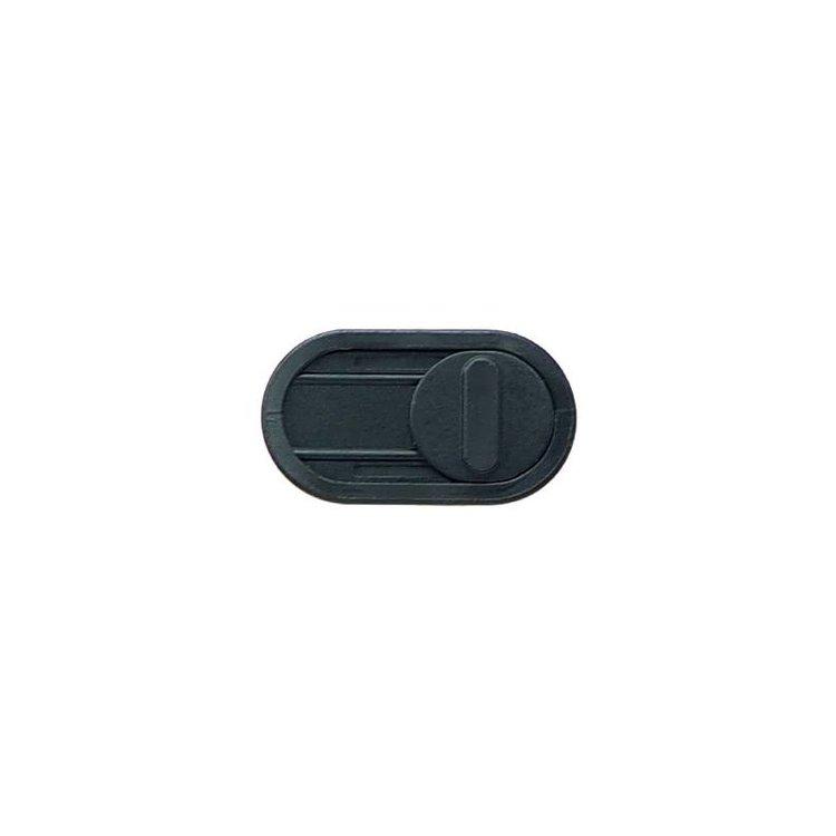 Webcam Abdeckungen | Kunststoff schwarz | 3er-Set