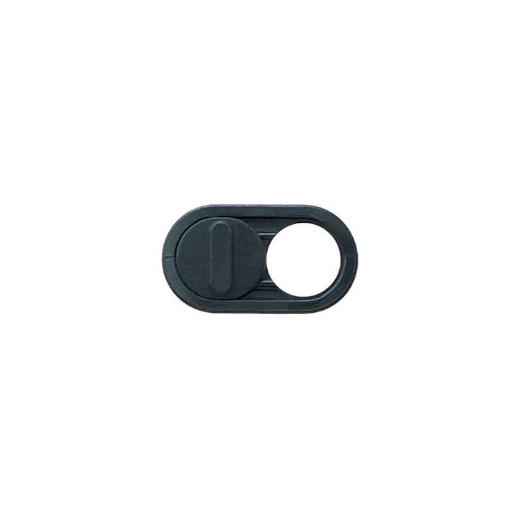 Webcam Covers | Synthetic black | Set of 3