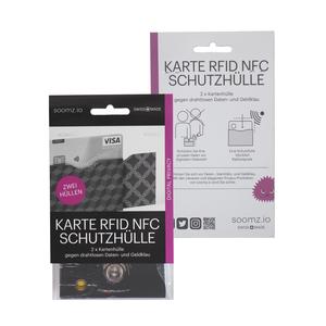 RFID-Schutzhüllen für Karten   Motor   2er-Set
