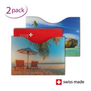 RFID-Schutzhüllen für Reisepässe| Relax | 2er-Set