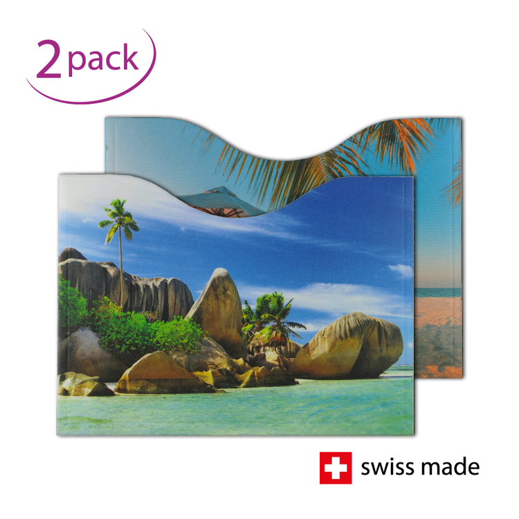 RFID-Schutzhüllen für Reisepässe   Relax   2er-Set