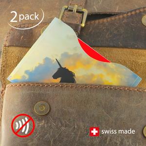RFID Passport Protection Sleeves   Fantasy   Set of 2