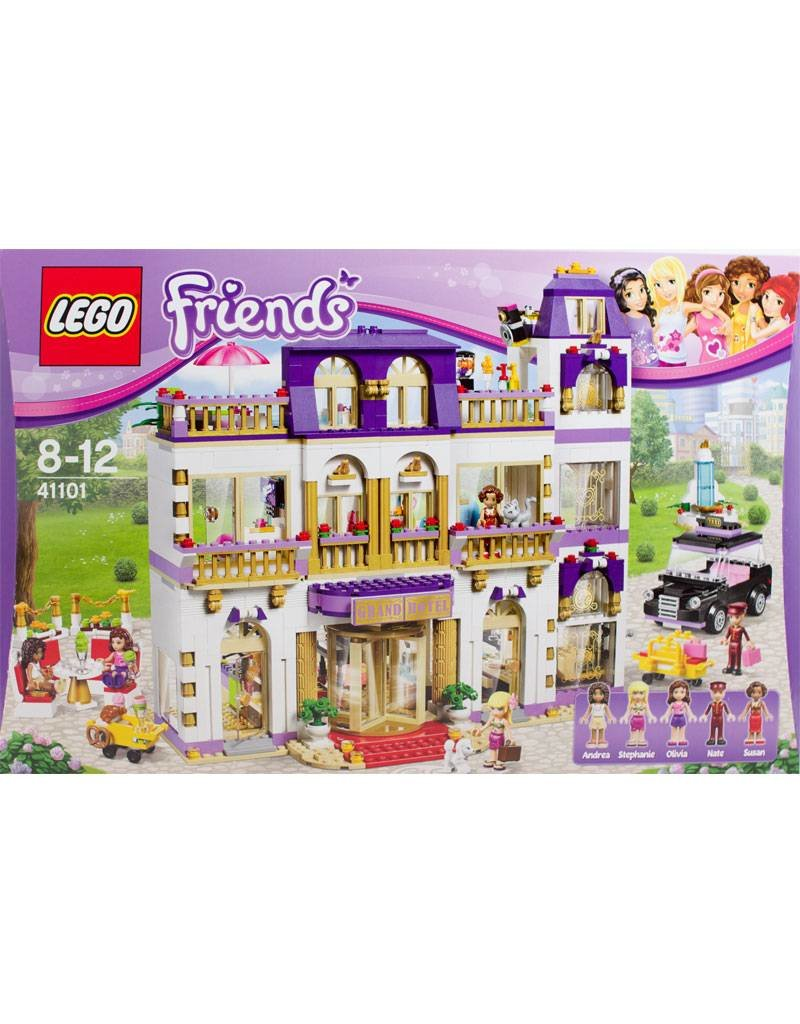 Lego 41101 Heartlake Grand Hotel