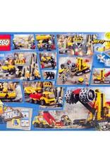 Lego 60188 Mijnbouwexpertlocatie