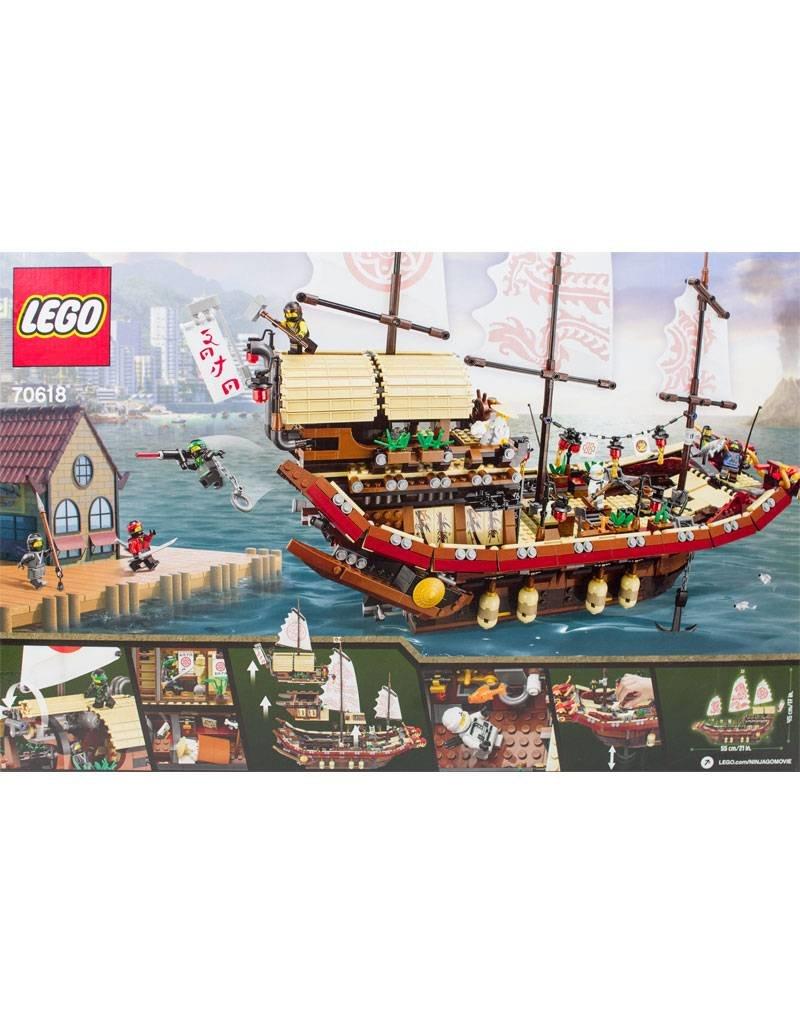 Lego 70618  Destiny's Bounty