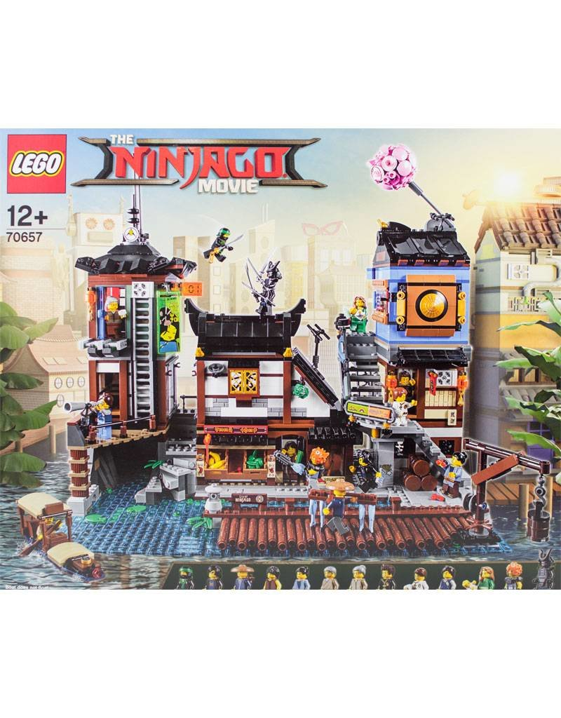 Lego 70657 Ninjago City Haven