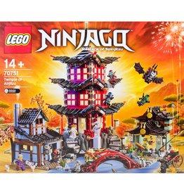Lego 70751 Tempel van Airjitzu