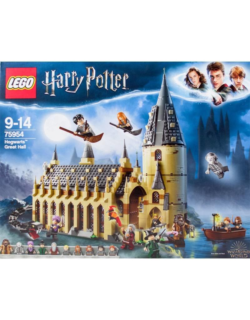Lego 75954 De Grote Zaal van Zweinstein