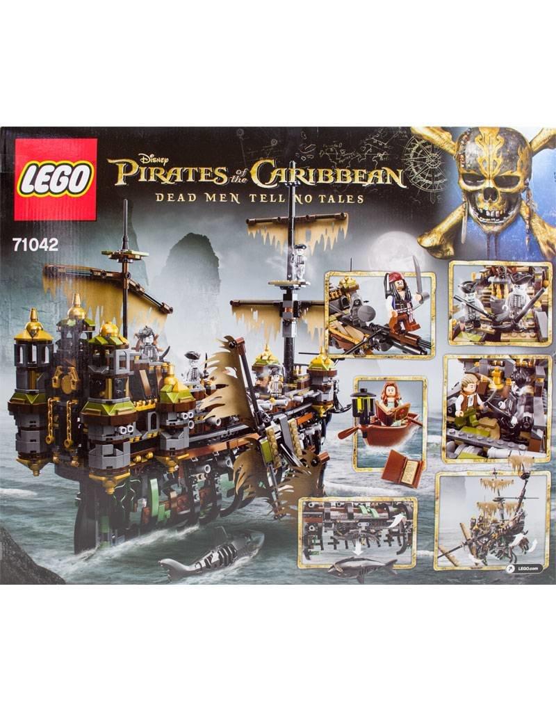 Lego 71042 Stille Mary