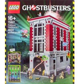 Lego 75827 Brandweerkazerne hoofdkwartier