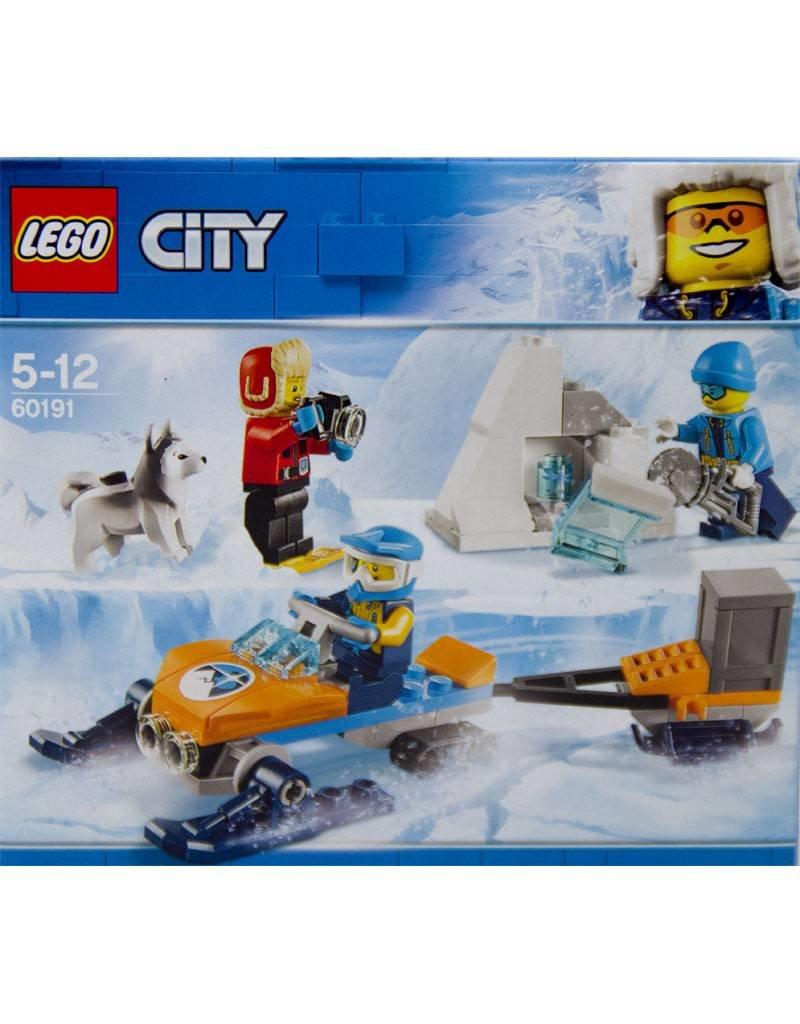 Lego 60191 Poolonderzoekersteam