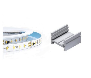 LED strips - alu profiles