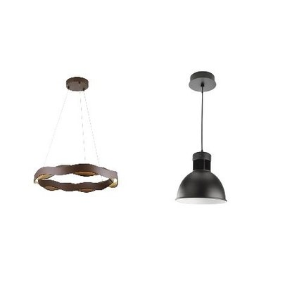 Pendant lamps for home and office