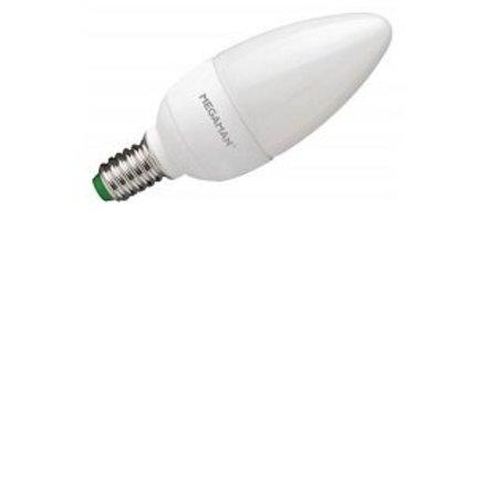 Megaman Kaars E-14 ledlampen