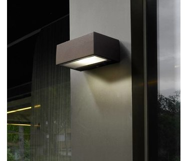 Surface mounted wall lights outdoor