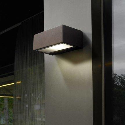 Opbouw wandlampen outdoor