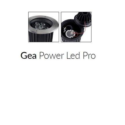 Grond inbouwspot GEA Power Led Pro