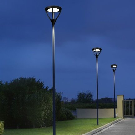 Straat- en terreinverlichting