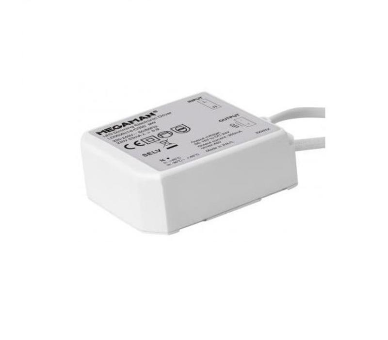 MM07927 Led Ø50mm module 6W Dim to Warm, incl. driver