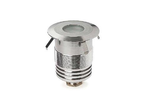 Leds-C4 GEA Power LED Step Uplight recessed 230V-1W