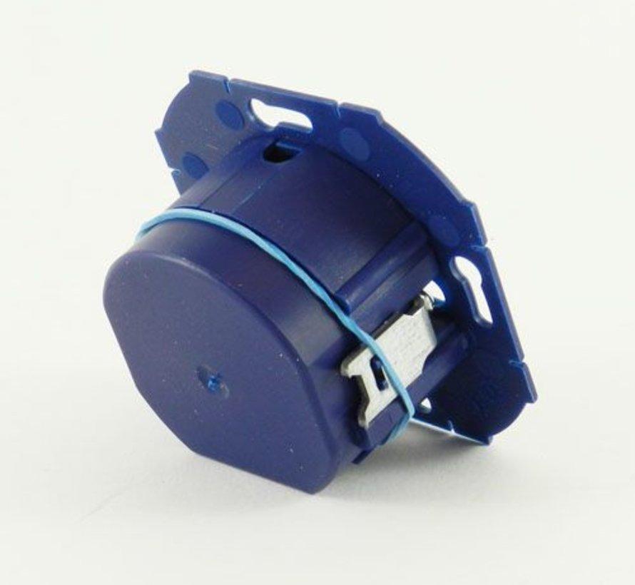 Led muurinbouw dimmer 3-85Watt voor draai-drukknop