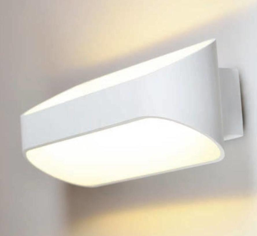 Serena Led wandlamp 3000K in wit