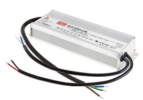 HLG-120-24B led driver 24VDC-120W IP67 dimbaar